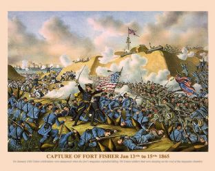 Fort Fisher - Capture of